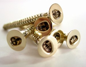 Face type screw